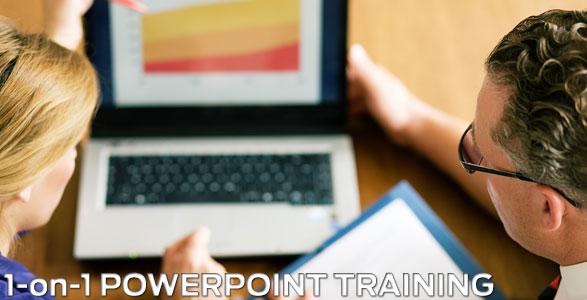 1-on-1 PowerPoint Training