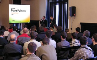 What is a PowerPoint presentation?