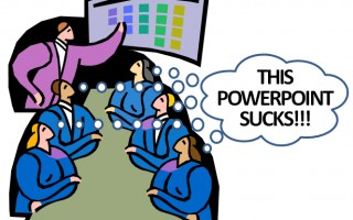 Why does PowerPoint suck?