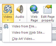 How to show YouTube videos in PowerPoint