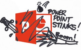Hate PowerPoint? Ditch the slides.