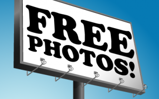 Where can I get free photos for PowerPoint?