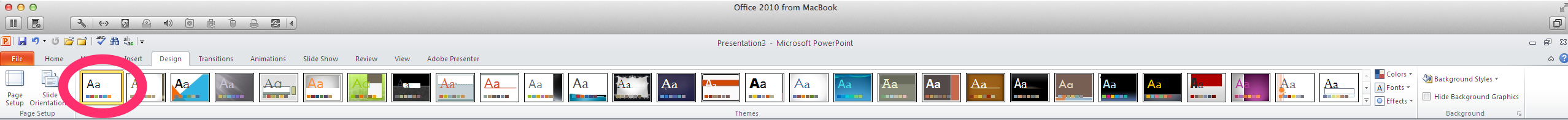 How to customize PowerPoint themes: The down-and-dirty method