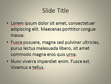 Line spacing: bad