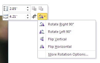 PowerPoint Rotate-Flip tool