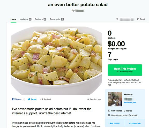 Even Better Potato Salad