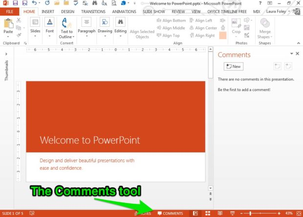 Simplifying PowerPoint collaboration