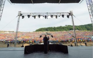 The National Scout Jamboree is no place for a political rally